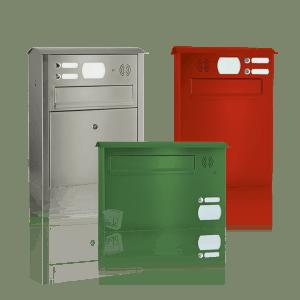 Briefkästen und Anlagen für Ihren Zaun bieten wir neben der Montage ebenfalls an | Bergmann Zaun - Berlin, Brandenburg & bundesweit