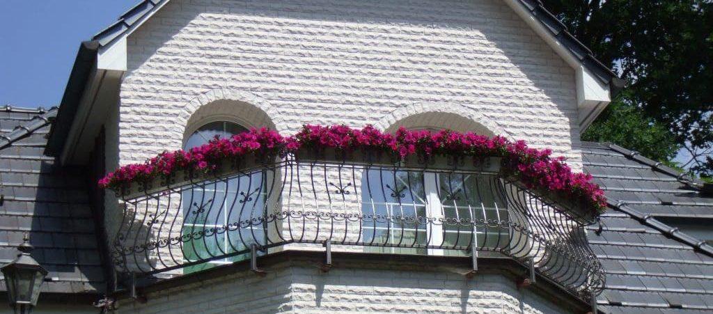 individuelles Traum-Geländer / Balkon von Ihrem Zaunbauer & Zaunmonteur in Berlin, brandenburg & bundesweit. Berlin Metallbauer, Brandenburg Metallbauer | Bergmann Zaun